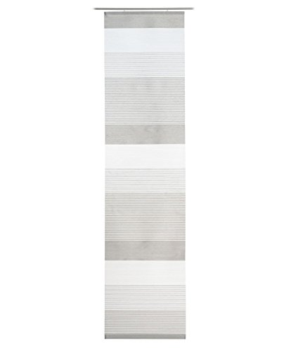 Gözze Schiebevorhang Montoya 17 60x245cm Taupe