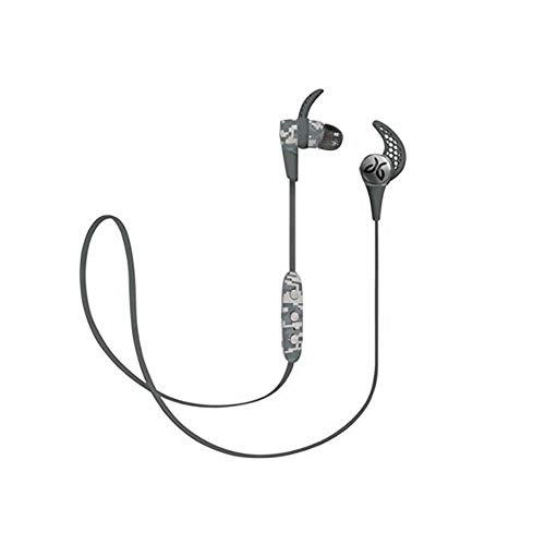Jaybird X3 Sport Sweat/Water Resistant Wireless Headphones, Camo Gray...