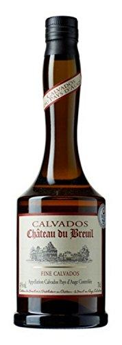 Fine Calvados VSOP 40% 70 cl. - Chateau du Breuil