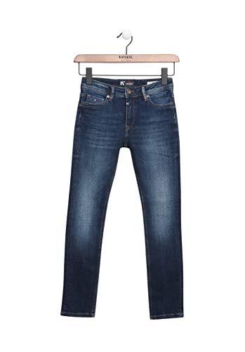 KAPORAL Jego Jeans, Multicolore (Quablu Quablu), 12 Anni (Taglia Unica: 12A) Bambino