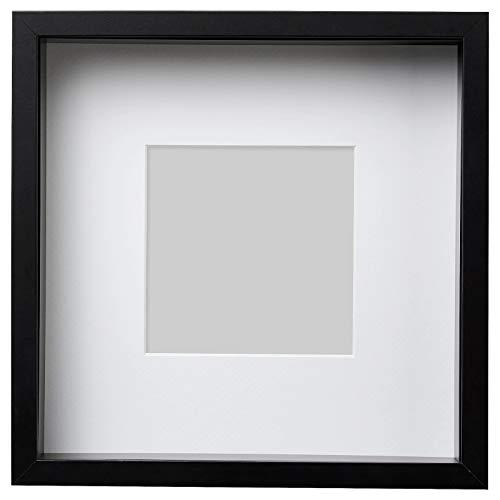 IKEA/イケア SANNAHED/サンナヘド:フレーム/27×27cm ブラック(604.591.23)
