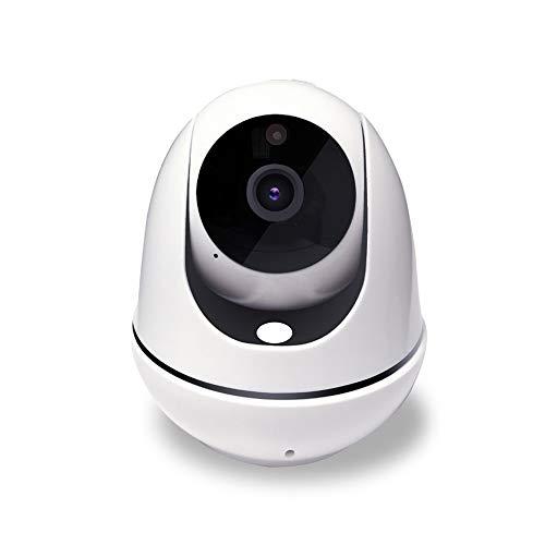 Baby Monitor met camera, 1080P WiFi Camera Thuis Draadloze Binnen, Motion Tracking, 2-weg Audio, Nachtzicht, voor huisdier, Ouderen, Kinderen