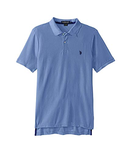 U.S. Polo Assn. Ultimate Pique Polo Shirt Artist Blue 2XL