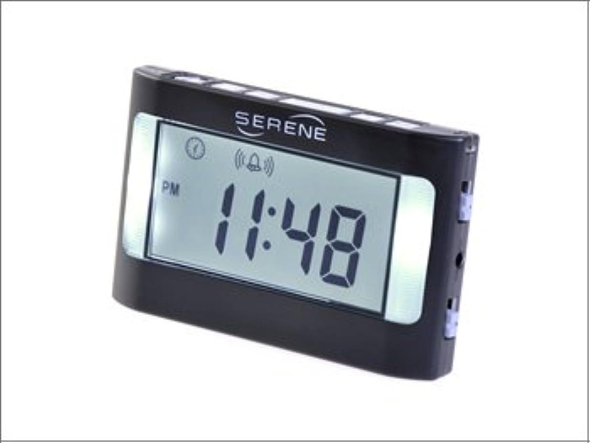 エスカレーターミリメートルからに変化するビブラ 振動式 目覚まし時計 VA3 (携帯型振動目覚し時計)