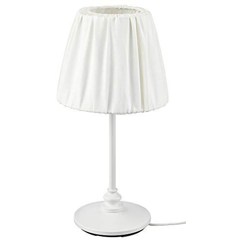 IKEA 403.027.36 Österlo - Lámpara de mesa con bombilla LED
