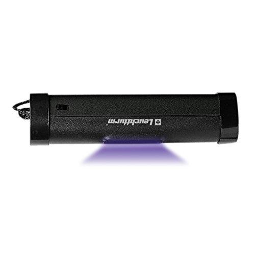 Ultraviolett-Handlampe, zur Phosphoreszens-Bestimmung