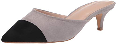 The Drop - Paulina, Mules Bicolore, A Punta, Mule Donna