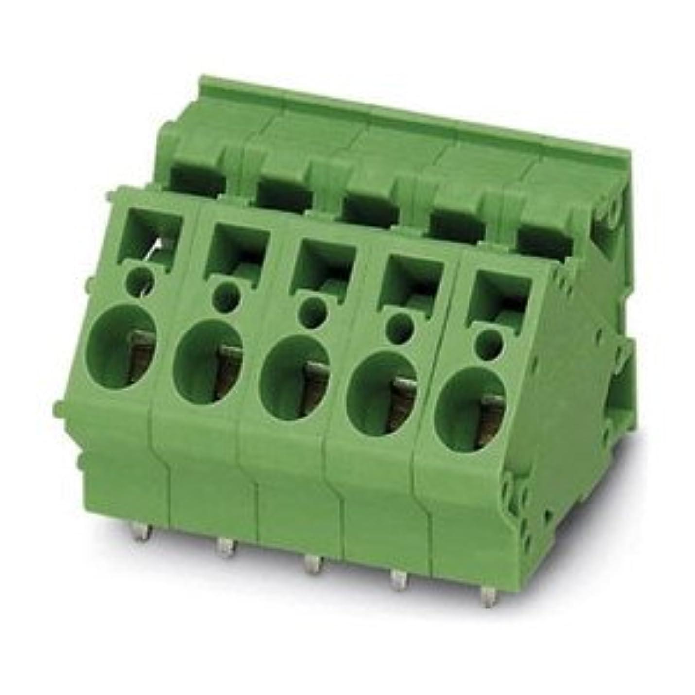 批評オフ他にPhoenix Contact 基板用端子台 7.5mmピッチ 6極 緑 1934625