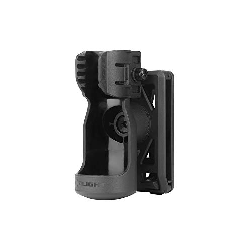 OLIGHT SK2 Flashlight Holster with Rotatable Belt Clip, Holster designed for Seeker 2 PRO and Seeker 2 Flashlight