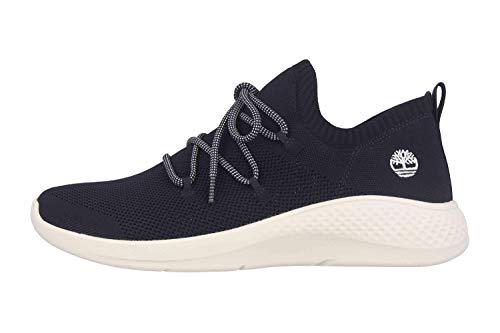 Timberland Uomo - Sneakers Flyroam Go in Mesh Blu Navy - Numero 46