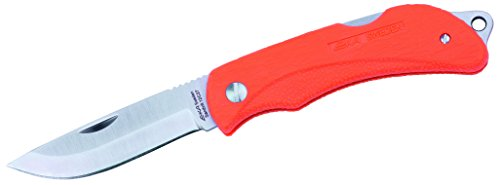EKA Taschenmesser Swede 8 Messer, Orange, One Size