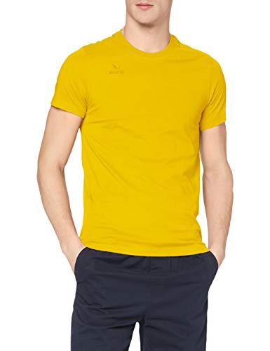 erima Herren T-Shirt Teamsport, gelb, L, 208336