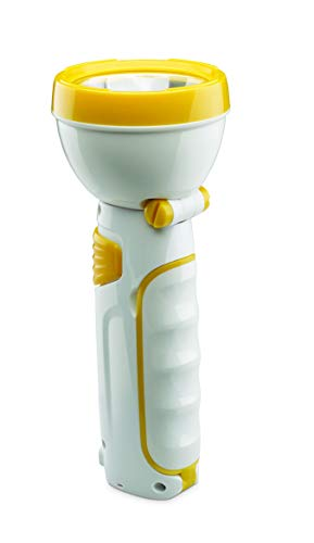 Bajaj Hyperion Rechargeable LED Torch Cum Table Lamp (Yellow) (610052)