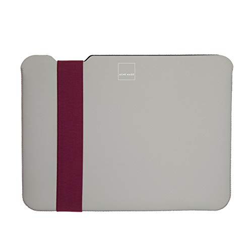 Acme Made Skinny Sleeve L, dünne Neopren Schutzhülle für Laptops, Notebookhülle mit 14-15 Zoll, passend für MacBook Pro 15