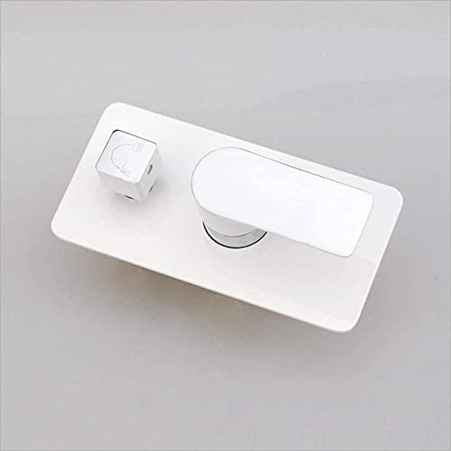 Accesorios de baño/Moda moderna Europea Creativa Cobre Cromo Familia Hotel Baño Bañera Grifo Cuenca caliente y fría en la pared sumidero grifo toalla de baño/toallero