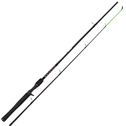 KastKing Brutus Fishing Rods, Casting Rod 5ft 6in-Medium - M Fast-2pcs