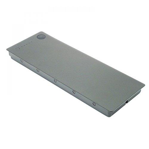 Batterie, LiPolymer, 10.8V, 5100mAh, noir pour Apple MacBook 13.3'' A1185