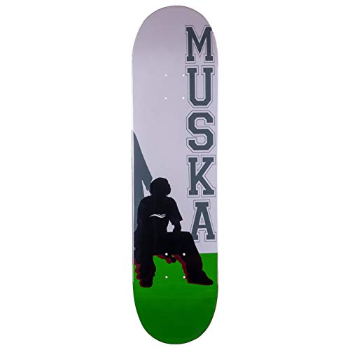 Shorty's Skateboard Deck Muska Silhouette 8.5
