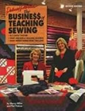 The Business of Teaching Sewing