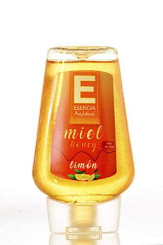 Miel 500 Gr - Bote Antigoteo - 100{3273136a89b3dccba5f2ed8bb83d17bb5433919dcbf2a3ecc284601a1ee64e91} Pura de Abeja, Natural, Artesana, Producto de Jaén. Sabor excepcional por su gran pureza. (Varios sabores) Producto de Jaén (Limón, 6 Unidades)