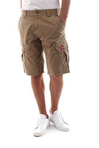 NAPAPIJRI Nadi 2 Pantaloncini, Marrone (Kangaroo Brown W051), 29 (Taglia Unica: 30) Uomo