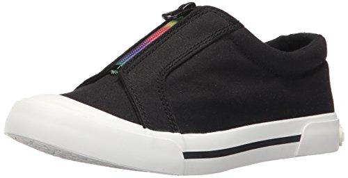 Rocket Dog Women's Joanel 8a Canvas Cotton/Rainbow Zip Fashion Sneaker
