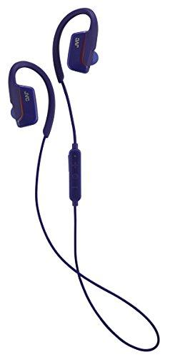 JVC AE Wireless Headphones Sports Bluetooth In-Ear Earphones with Secure...