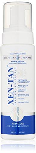 Xen Tan Fresh Tanning Mousse Medium/Dark 236ml