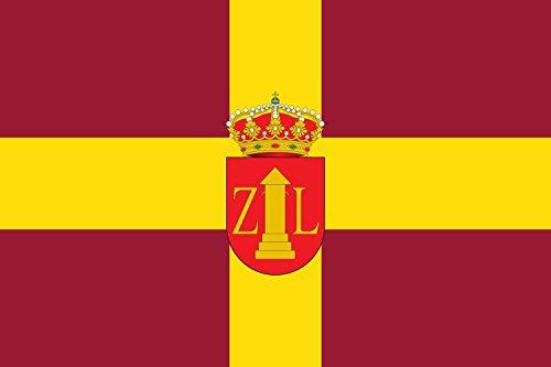 magFlags Bandera XL Zalamea la Real Spain   Bandera Paisaje   2.16m²   120x180cm