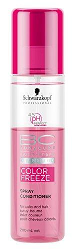 Schwarzkopf Professional BC Color Freeze Spray Conditioner