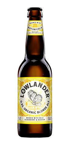 Lowlander Organic Blond alcoholvrij bier 0.3% 12 pack