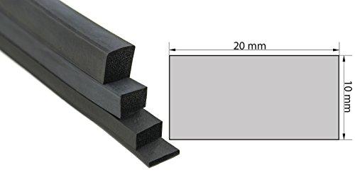 Vierkantprofil 20mm -