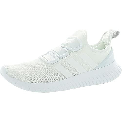 adidas Men's Kaptir Running Shoe, FTWR White/FTWR White/FTWR White, 7 M US