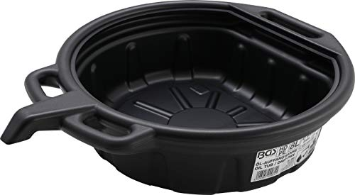 BGS Oil Collection Tray 9981,聽8聽Litres, with Spout, 1 Supplied