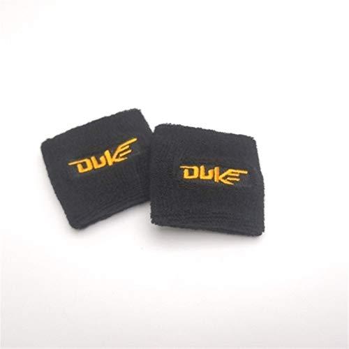 LQCHH Dauerhaft Fluid-Motorrad vorne Ölbremsflüssigkeitsbehälter Tankabdeckung Socken for KTM Duke 125 200 390 690 990 1290 Mode (Color : 2 Pieces)