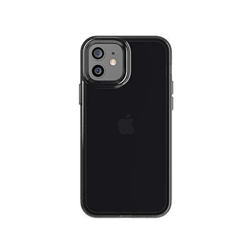 tech21 EVO Tint - Carcasa para Apple iPhone 12 y 12 Pro 5G (antigérmenes, protección contra caídas de 12 pies)