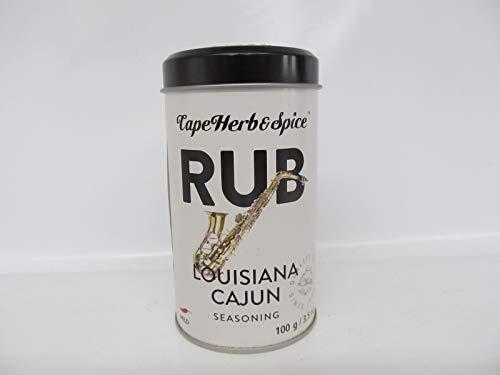 Cape Herb & Spice Rub, Louisiana Cajun g, 100 g