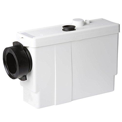 SFA Sanibroy Lomac Suverain 400VW-A Vorwand WC Hebeanlage mit Schneidwerk Abwasserpumpe Fäkalienhebeanlage Hecksler Abwasser