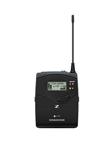 Sennheiser draadloze microfoon-ontvanger (EK 100 G4) EK100G4-A