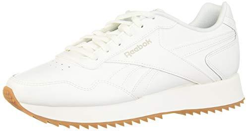 Reebok Royal Glide RPLDBL, Zapatillas de Trail Running Mujer, Blanco Blanco Steel Gum 000, 39 EU
