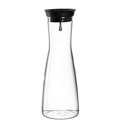 LEONARDO HOME 018775 CIAO Wasserkaraffe 1000 ml, Glas