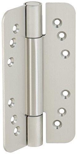 Türscharnier Objekttürband Startec DHB 1160 für ungefälzte Objekttüren | Lappenbreite: 35 mm | Türband Tragkraft bis 160 kg | Feuer- und Rauchschutz geprüft | Baubeschläge von GedoTec®