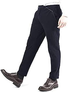 [チルコロ 1901] 2019年春夏 パンツ ジャージ メンズ コットン ネイビー ノータック 製品染め [並行輸入品]