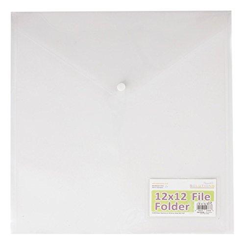 Papermania File Folder, 12x12