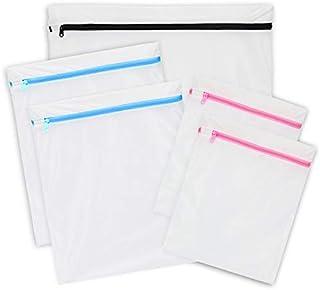 5 Pack - SimpleHouseware Laundry Bra Lingerie Mesh Wash Bags (1 X-Large, 2 Large and 2 Medium)