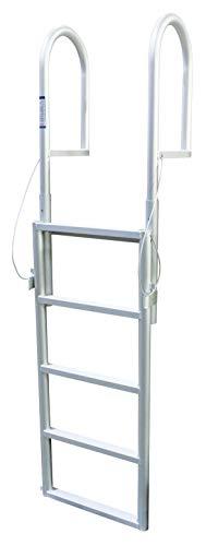 Extreme Max 3005.3464 Sliding Dock Ladder - 5-Step