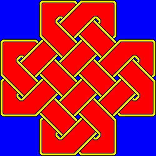 Make a Celtic knot