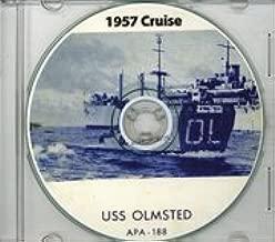 USN Navy Naval Ship Photo Print USS Olmstead APA 188