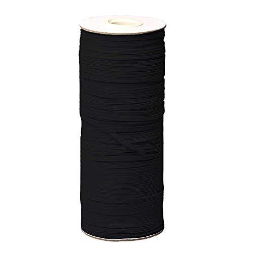 Cuerda Elastica 3Mm Negra Marca Secwell