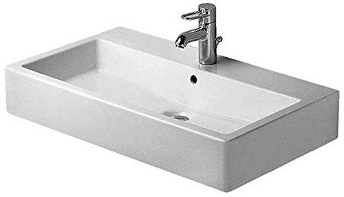 Duravit lavabo Vero 700 mm, 1 Aliviadero, blanco, 0454700000